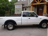 1999 Mazda B3000. 125284 miles Extended Cab Bed liner