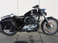 2002 Harley Davidson XL883 Custom If your looking for a