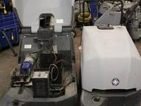 2 Advance Terra industrial Vacuums. Both used and do