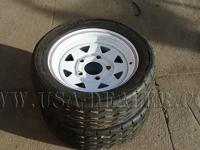 2 - Amerityre 5.70X12 Tires & Rims This site and all