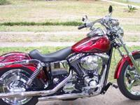 ,.One of a kind Harley FXDL Low Rider.Included but not