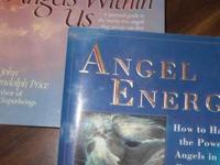 The Angels Within Us & Angel Energy both by John