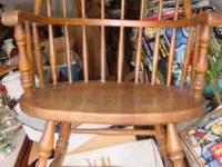 2 Antique Roundback Chairs picture shows one but I have