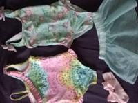 Fit my daughter who's a 2t or 24m. Worn once. $6 for