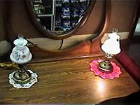 2 Beautiful Bedroom Lamps, for ONLY .... 14.95 Each