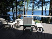 2 Brand new camps on Black Lake New York! A huge