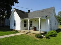 Affordable 2 Bdrm, 1 bath cottage 2/detached garage and