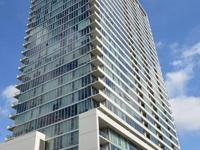 Modern Contemporary High Rise building located in the