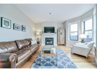 Stunning south end 2br/1.5ba condo with 2 direct access