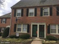 A 2 bed 1 bath condo in DC. Hardwood in much of the