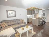 Brand new condo conversion in highly desired location.