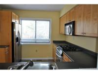 Immaculate and updated townhome. remodeled kitchen with