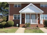 Welcome home! Come see this updated end unit that has