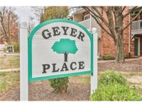 Located in the tremendous Geyer Place Condos sits this