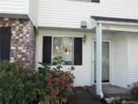 Affordable Townhome in a quiet, well maintained