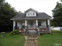Great investment opportunity! Charming 2 bedroom/1 bath