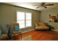 This beautiful Crestview unit sits on a corner lot with