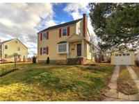 Charming Two Bedroom, One and One Half Bath Colonial