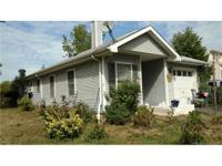 2 Bedroom ranch style 1/2 Duplex located on a corner