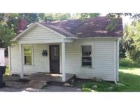 Investment potential. Bungalow style home with four