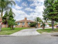 Beautiful West Covina Home! Large circular driveway and