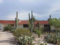 Classic Mid Century Modern Catalina Foothills home