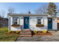 Adorable 2 bedroom ranch in a well established