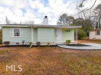 Great opportunity! Renovated 2 bed/1 bath home is move