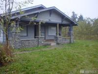 1950's Craftsman style home with covered front porch &