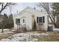 Charming, cozy starter home with hardwood floors