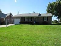 Well built brick ranch home on corner lot in Exeter