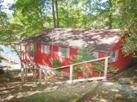 FEE SIMPLE fixer-upper on Lake Burton! 2BR 1BA