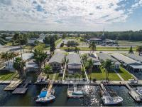 Affordable waterfront living on North Channel in Gulf
