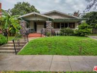 Historic Craftsman Bungalow located in the Melrose Hill