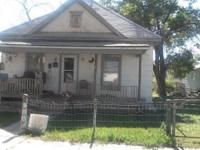 Needs tlc. Seller concession for cleaning and interior