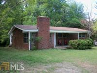 Low maintenance brick home on bowman hwy at the edge of