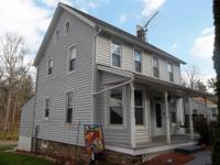 Active: Charming 1900 renovated farmhouse on 3+/- acre