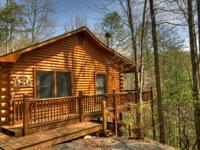 Quaint & Cozy Log Cabin is truly a
