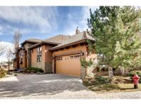 Rare, Walk-Out Ranch backing to Inverness Golf Course!