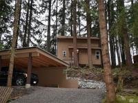 Beautiful lake Whatcom views from this updated 2