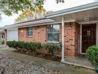 This home features two bedrooms, 1.5 baths with