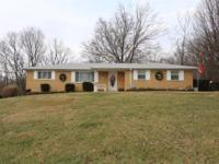 Charming 2 bedroom, 1-1/2 bath on .50 acres. New