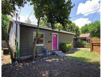 HOT area - central Austin location! Great investment