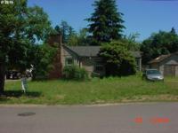 Land Value no foundation.Corner lot may take duplex.