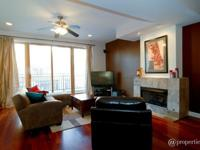 This large 1500 sqft 2 bed/2 bath apartment is