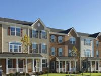 Enclave of NEW upscale townhomes with garage, amenities