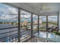 Amazing water view from this completely remodeled unit.