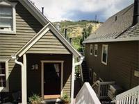 One of the most desirable locations in Park City. This