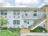 Spacious & Bright Well Maintained 2/2 Condo With