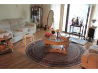 Beautifully updated 2 bedroom unit, enclosed balcony,